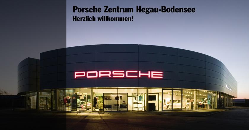Porsche Hegau Bodensee